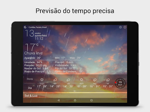Previsão do tempo vivo screenshot 11