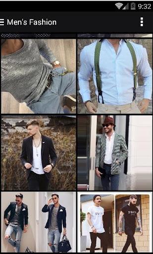 男士服裝最新潮流