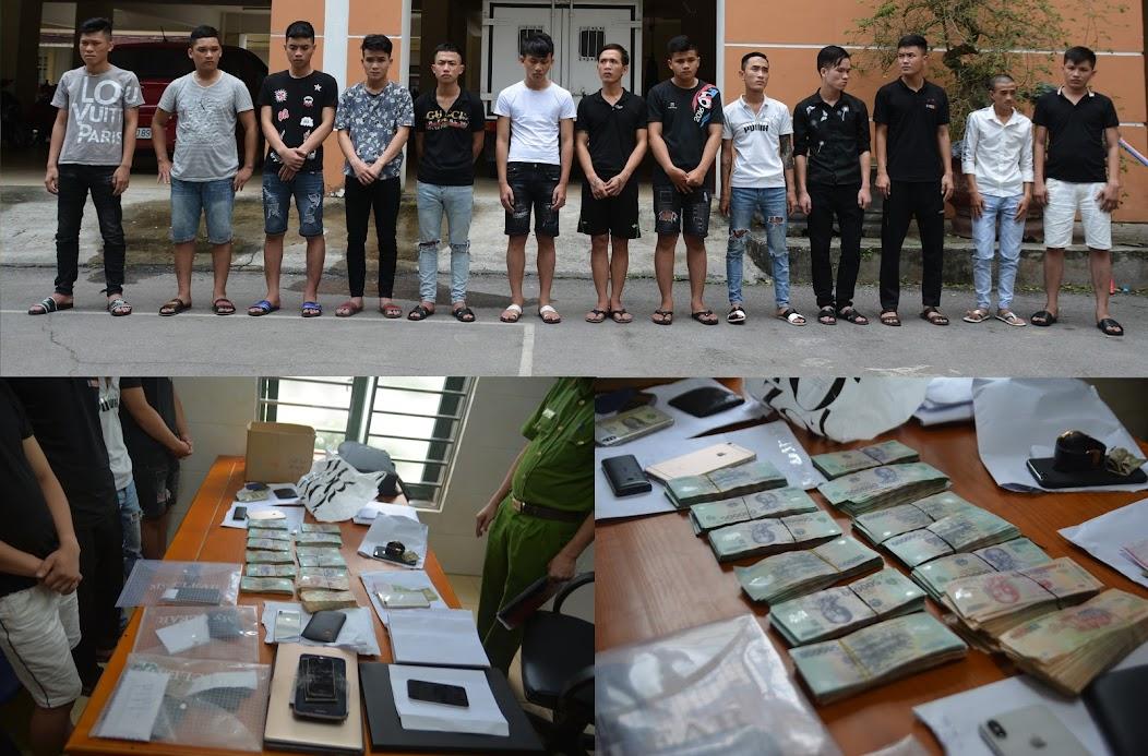 Ổ nhóm đối tượng ngoại tỉnh lừa đảo qua facebook, chiếm đoạt hàng tỉ đồng của người dân bị Công TP Vinh bắt giữ.