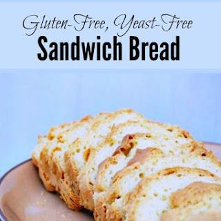 Gluten-Free Yeast-Free Bread Recipe
