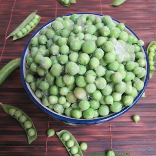 How to Preserve Green Peas/How to Frozen Green Peas