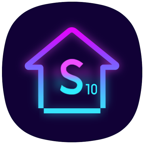 SO S10 Launcher for Galaxy S,  S10/S9/S8 Theme 7.1