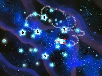 Dora im Weltraum