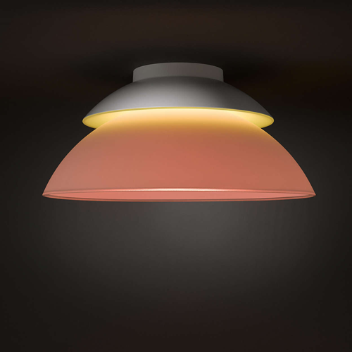 Philips Hue Beyond Ceiling light on image