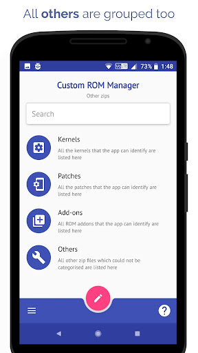 [ROOT] Custom ROM Manager  screenshots 3