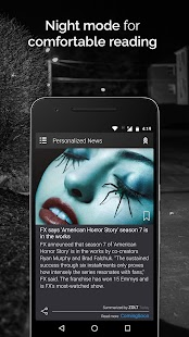 Zolt News Summaries- screenshot thumbnail