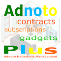 Adnoto Plus Household Manager icon