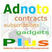 Adnoto Plus Expenses Manager