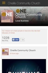 Onelife Community Church - TX- screenshot thumbnail