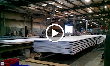 Video: Router Cutting out the Roof