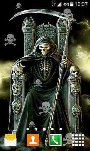 Download Skeleton Live Wallpaper for PC