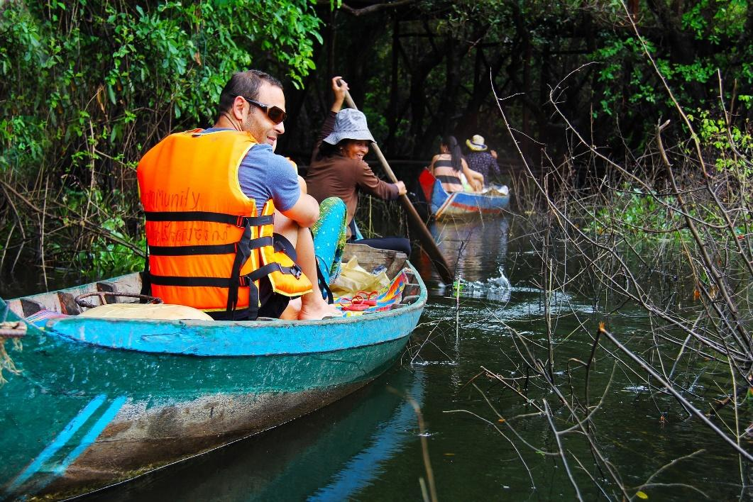 Discover in Mangrove Tours
