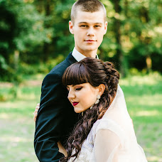 Wedding photographer Evgeshka Vysochyna (EugeniaVyvyvy). Photo of 29.08.2017