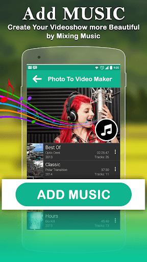 Photo Video Maker With Music-Movie Maker 5.3 screenshots 3