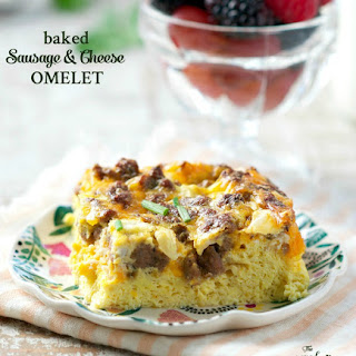 Sausage Cheese Omelet Recipes