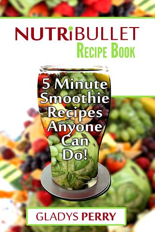 Nutribullet Recipe Book App