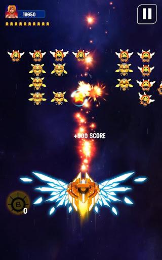 Space shooter - Galaxy attack - Galaxy shooter 1.423 screenshots 23