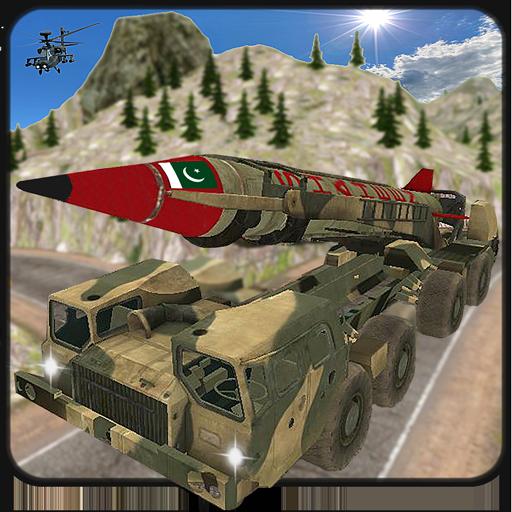 Drive Pak Army Missile Launchr 模擬 App LOGO-硬是要APP
