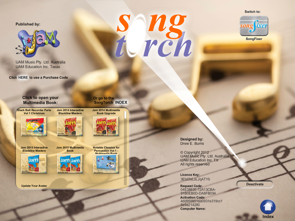SongTorch- screenshot