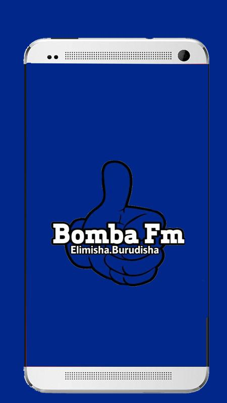Bomba FM Radio 104.1 MHZ- screenshot