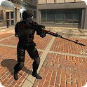 SWAT Sniper Crime icon