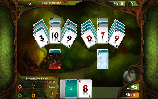 Magic Cards Solitaire (engl.) image | 24