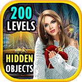 Hidden Object Games 200 Levels : Mystery Trackers