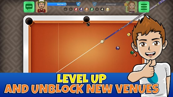 9 Ball Pool Casual Arena- screenshot thumbnail