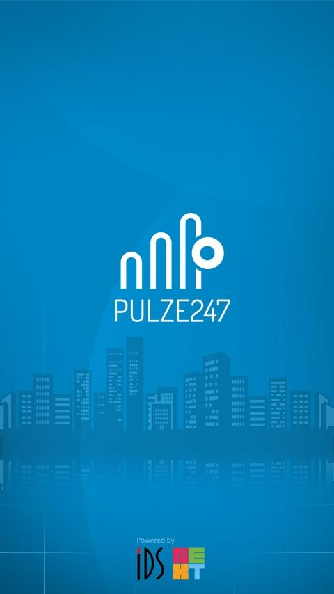 Pulze247- screenshot