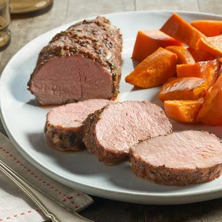 Jerk Seasoned Pork Tenderloin.