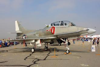 Photo: Skyhawk točí ve výkrutu 720°/s.