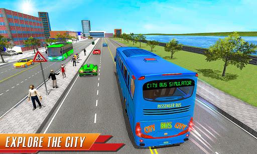 Ultimate Bus Simulator 2021: City Coach Bus Games cheat hacks