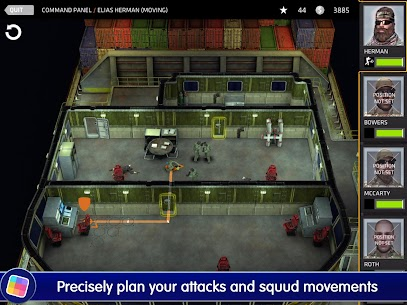 Breach and Clear – GameClub Mod Apk Download For Android and Iphone 7
