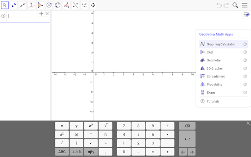GeoGebra Classic  screenshots 1