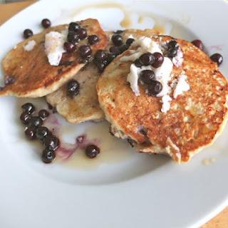 Gluten/Dairy/Egg-free Pancakes.
