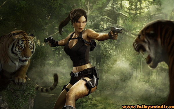 Lara Croft Tomb Raider Anniversary ps2