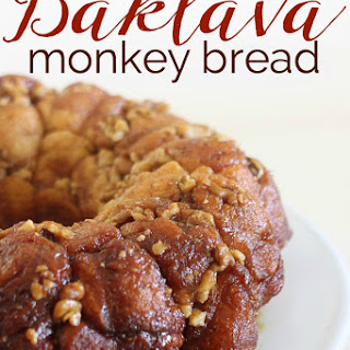Baklava Monkey Bread