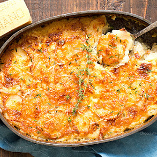 Cheese Au Gratin Potatoes Whipping Cream Recipes