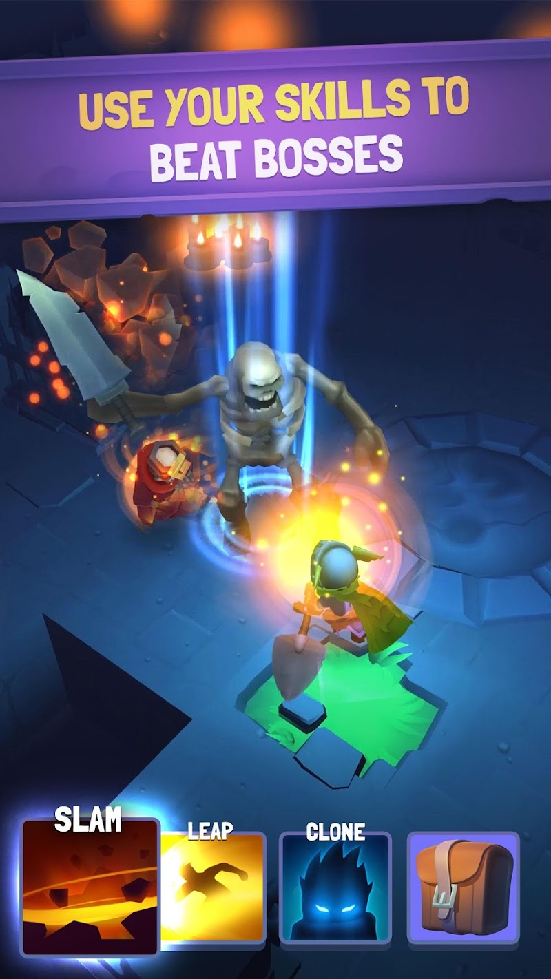 Nonstop Knight - Idle RPG Screenshot 1