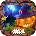 Hidden Objects Halloween Games – Haunted Holiday icon