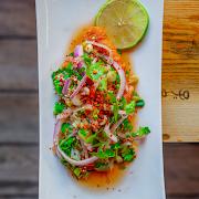 Larb Fried Fish