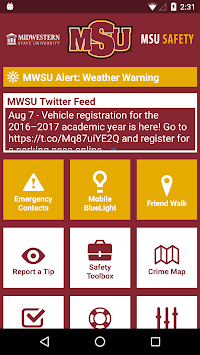 Download Msu Safety Apk Latest Version App For Android Devices