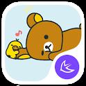 Rilakkuma Theme for APUS icon
