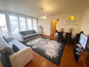 Appartement 5 pièces 78,46 m2