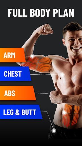 Home Workout - No Equipment screenshot