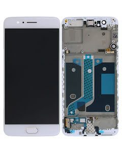 OnePlus 5 Display Original White