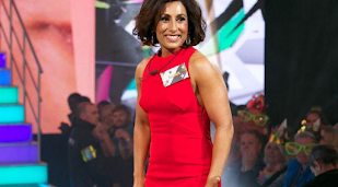 Saira Khan had diarrhoea before Dancing On Ice routine