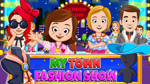 My Town : Fashion Show android2mod screenshots 3