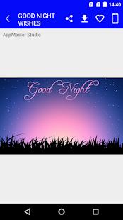 GIF Good Night Wishes 2018 for PC-Windows 7,8,10 and Mac apk screenshot 4