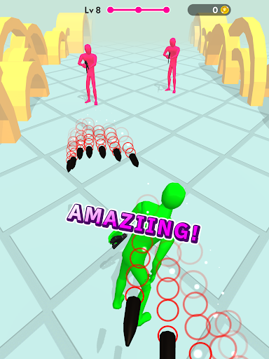 Dodge Action 3D screenshot 3